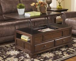 ashley y lift top coffee table in houston
