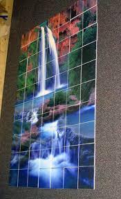 ceramic printing custom tile mural 1