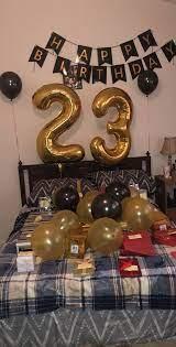 birthday surprise for girlfriend