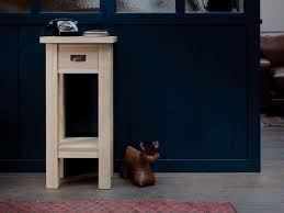awesome small hallway table ikea of small unfinished wooden table with vintage black desk phone closed to traditional patterned carpet on smoked oak black desk vintage espresso