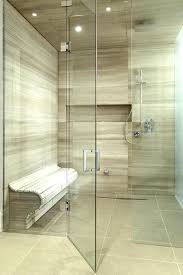 wall mounted shower bench