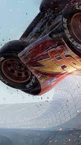 Cars 3, race car accident 1080x1920 ...