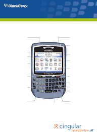User manual BlackBerry 8700C (37 pages)