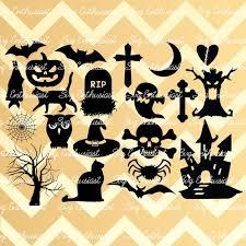 Halloween bundle SVG Halloween SVG bats Svg Pumpkin Svg | Etsy