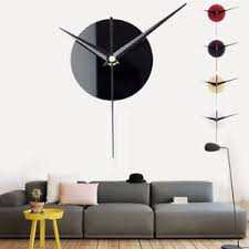 image is loading modern 3d wall clock art diy watch wall  on modern 3d wall art with modern 3d wall clock art diy watch wall creative clock home office