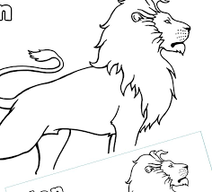 Disney characters like simba and mufasa have contributed in increasing the popularity of lion coloring. Lion Coloring Pages Coloring Pages Thecoloringkids Com
