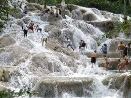 Alan a d hilary - Review of Dunn's River Falls and Park, Ocho Rios, Jamaica  - Tripadvisor