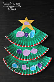 My Very Educated Mother Christmas Décor Peppermint Paper PlatesChristmas Paper Plate Crafts