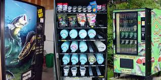 Weirdest Vending Machines Amazing Weird Vending Machines If You Vend It They Will Come Technabob