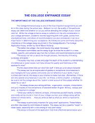 essay on experiences in college  essay on experiences in college