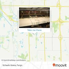 How To Get To Scheels Arena In Fargo By Bus Moovit