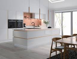 fitted kitchens. Milano Ultra In Bianco Fitted Kitchens D