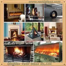 heat resistant oven door glass fireplace ceramic glass crystallite glass for fireplace firebox