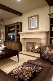mission style fireplace family room traditional amazing ideas with martha ohara interiors decorativ amazing family room lighting