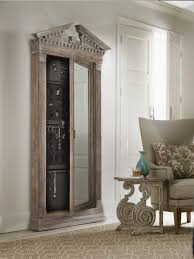 Mirrored Jewelry Cabinet Armoire Rhapsody Floor Mirror W Jewelry Armoire Storage 5073 50001 House