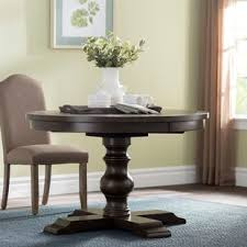 round dining room table with leaf. Fortunat Extendable Dining Table Round Room With Leaf