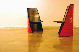 ... Super Design Ideas Furniture Made Of Recycled Materials Furniture Made  Out Of Recycled Materials Junk Mail ...