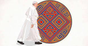 Resultado de imagen para actividades del papa en colombia