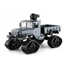 <b>Радиоуправляемый</b> краулер с wifi камерой, гусеницы, 4WD RTR ...