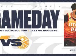 Dónde puedo ver en vivo Utah Jazz vs Denver Nuggets por los Playoffs de la  NBA | Utah Jazz vs Denver Nuggets EN VIVO