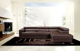 Contemporary Modern Brown Couches Sofas For Sale Leather Value City Furniture Intended Inspiration