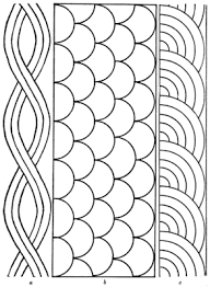 ://.countryfarm-lifestyles.com/images/rope-shell-fan ... & http://www.countryfarm-lifestyles.com/images/rope-shell-fan-quilting- patterns-designs.png | quilts | Pinterest | Border templates, Template and  Patterns Adamdwight.com