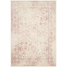 Safavieh Adirondack Vintage Distressed Ivory / Rose Rug (8' x 10') - Free  Shipping Today - Overstock.com - 18659700