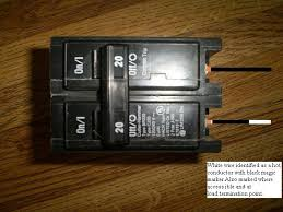 wiring two pole breaker electrical diy chatroom home improvement Wiring a Breaker Panel wiring two pole breaker double pole breaker jpg \
