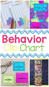 Clip Chart Behavior Management System Clip Chart Behavior Management System Editable This Is A