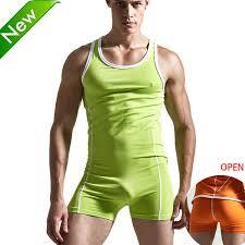 Online Shop <b>Superbody</b> Sexy Undershirt leotard <b>Men</b> bodysuit body ...