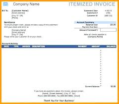Service Invoice Template Excel Magnificent Excel Template For Invoice New Computer Sales Invoice Template In