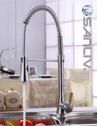Attractive Spray Faucet Kitchen Modern Faucets Kitchen Faucets