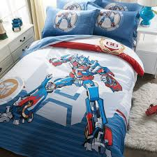 transformers bedding set 3 600x600 transformers bedding set 100 cotton 5pcs