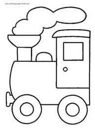 Small Picture Coloring pages of trucks transportation coloring pages