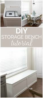 Living Room Bench Seating Storage 17 Best Ideas About Small Storage Bench On Pinterest Hallway