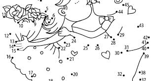 Coloring Pages Printable Pdf For Adults Animals Connect The Dots