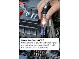 how to install universal fit led daytime running lights ifixit How To Wire Drl To Fuse Box image 1 2 you can find the acc location using an electronic meter by How to Wire Fog Light Switch