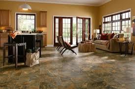 Living room flooring White Alterna Floor City Living Room Flooring Ideas Wood Floor Options Tile Design Pictures