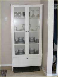 furniture corner glass curio cabinets lovely furniture white wooden corner curio cabinet ikea with drawer