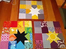 96 best Stitch and flip images on Pinterest | Quilt patterns ... & More wonky star blocks Adamdwight.com