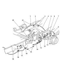 52010021 genuine mopar cable parking brake rh moparpartsgiant dodge ram 2500 parking brake diagram 2001 dodge ram 1500 parking brake diagram