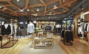 Interior Design For Menswear Retail Clothing Racks For Sale Clothing Display Ouyee