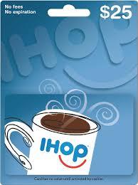IHOP $25 Gift Card IHOP $25 - Best Buy