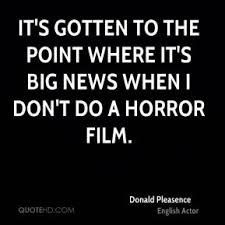 Horror Quotes - Page 7 | QuoteHD