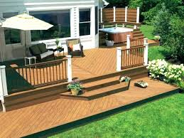 Patio Deck And Patio Ideas Backyard Great With Picture Of Awesome Small Backyard Decks Patios Remodelling