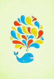 Mind Whale Cartoon Iphone Fondos de ...