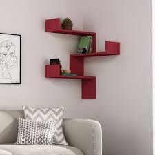 Sadie Modern <b>Wall</b> Shelf | Настенные <b>полки</b>, Идеи для украшения ...