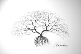 tree sculpture wall art metal of life wire on natural life wire wall art with wire tree wall art new best image fpvimage co