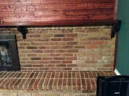 staining brick fireplace photo 5 of 6 stain fireplace brick awesome cleaning soot off fireplace brick staining brick fireplace