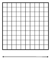 Blank Hundreds Chart Blank Hundred Chart And Number Line